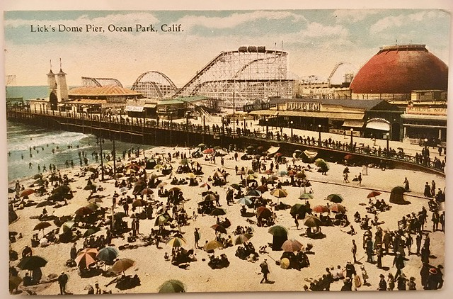 Ocean Park pier