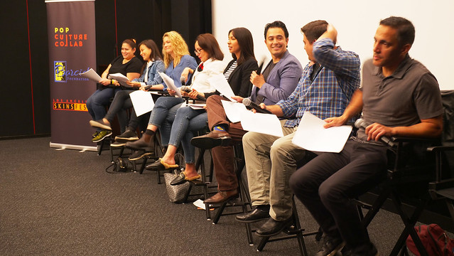 Native American Writers Room - Netflix Stage Reading