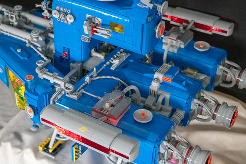 SPACEship engines top | by cimddwc