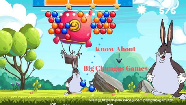 Big-Chungus-Games