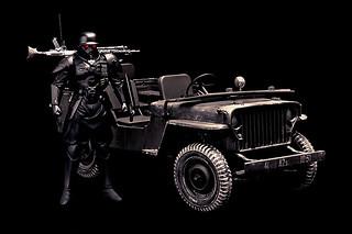 PLAMAX  minimum factory 「PROTECT GEAR & 特搜班小型巡邏車」!MF-35 プロテクトギア with 特捜班小型警邏車