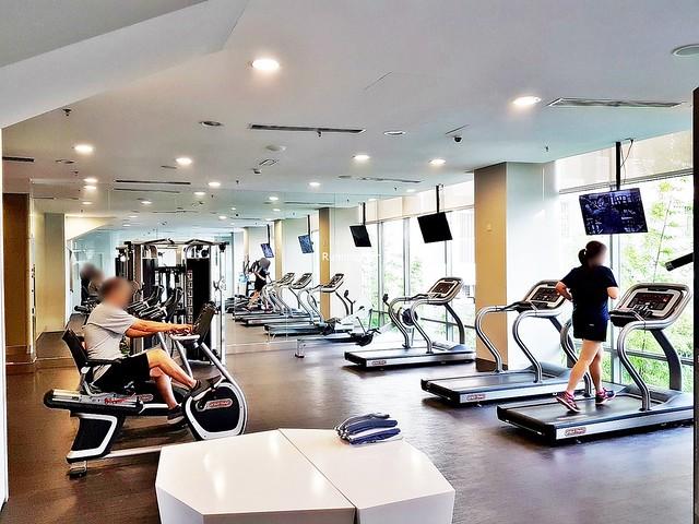 Novotel Melaka 06 - Gymnasium