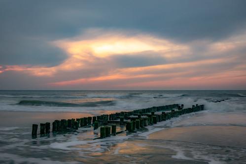 Sunset in Zeeland | by aj.lindeboom