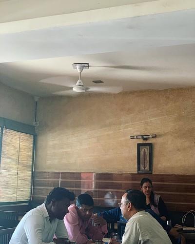 City Hangout - Udupi Café, Pratap Bhawan, Bahadur Shah Zafar Marg