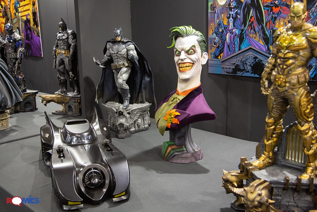 Long Live Batman - La Mostra