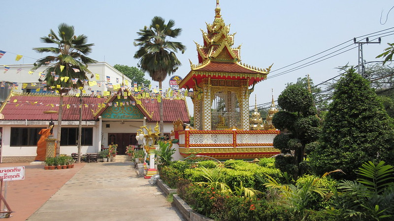 Taxi tour discovering Vientiane