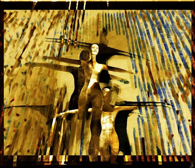 Drama / Original build in Secondlife by Theda Tammas