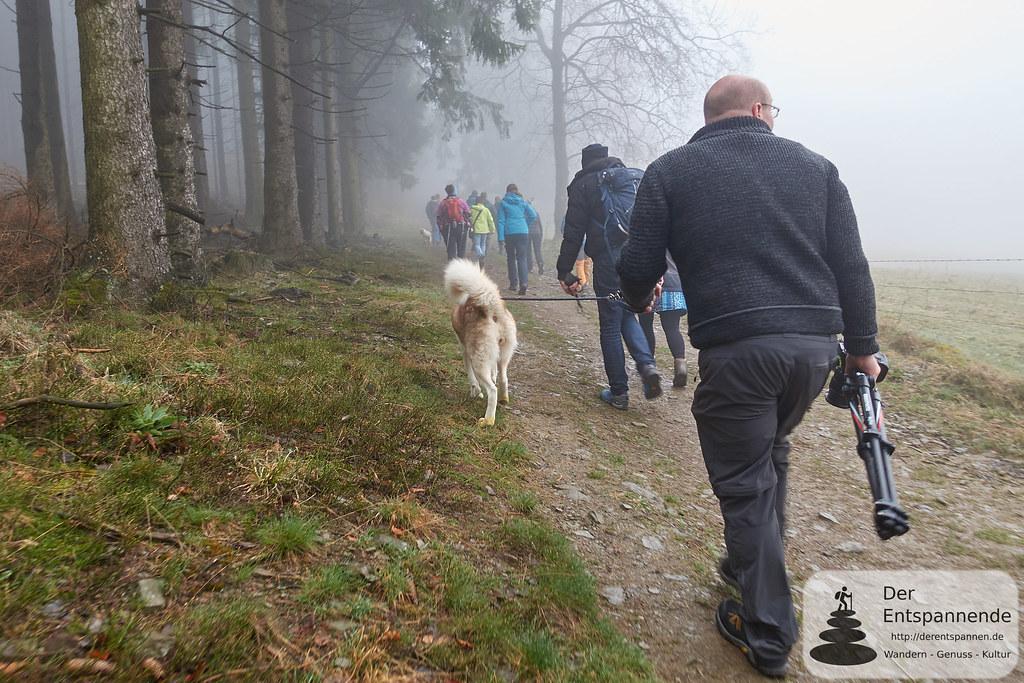 Wandern zur Graf Stolberg Hütte