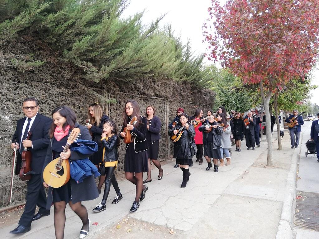 Aniversario N° 30 Iglesia de Casablanca: Confraternidad con Coro de la iglesia de San Miguel