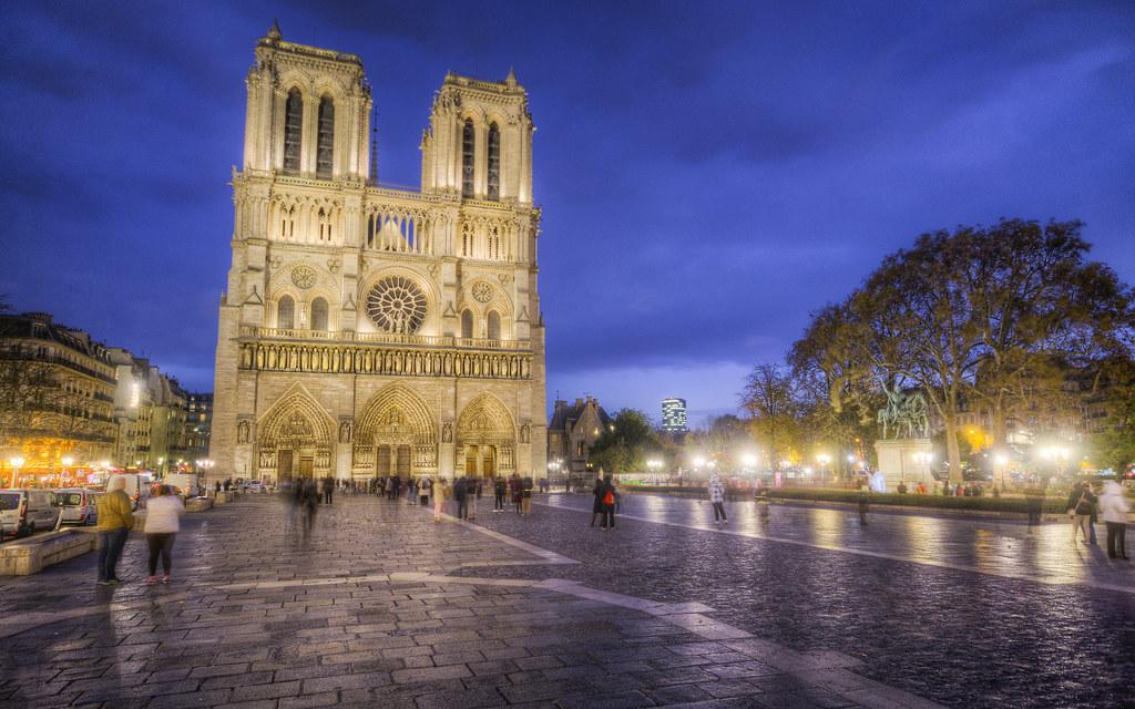 Notre Dame Avant le Feu