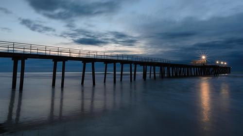 ventnornj ventnorcitynj newjersey jerseyshore beach sunrise dawn longexposure fishingpier