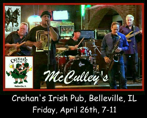 McCulley's 4-26-19