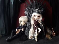 Viserys y Daenerys