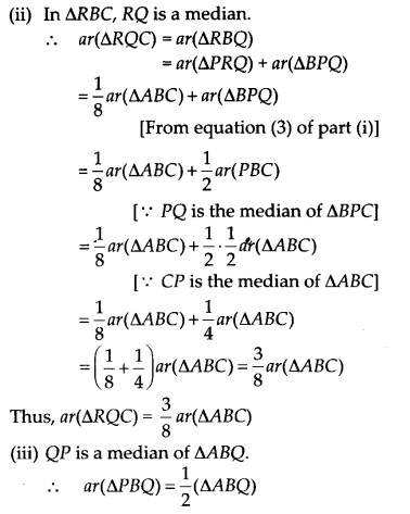 NCERT Solutions for Class 9 Maths Chapter 9 Areas of Parallelograms and Triangles Ex 9.4 A7b