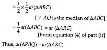 NCERT Solutions for Class 9 Maths Chapter 9 Areas of Parallelograms and Triangles Ex 9.4 A7c