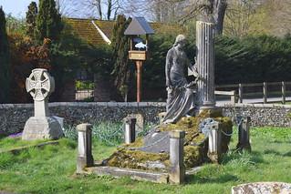 memorial to Herbert Davies (1899)