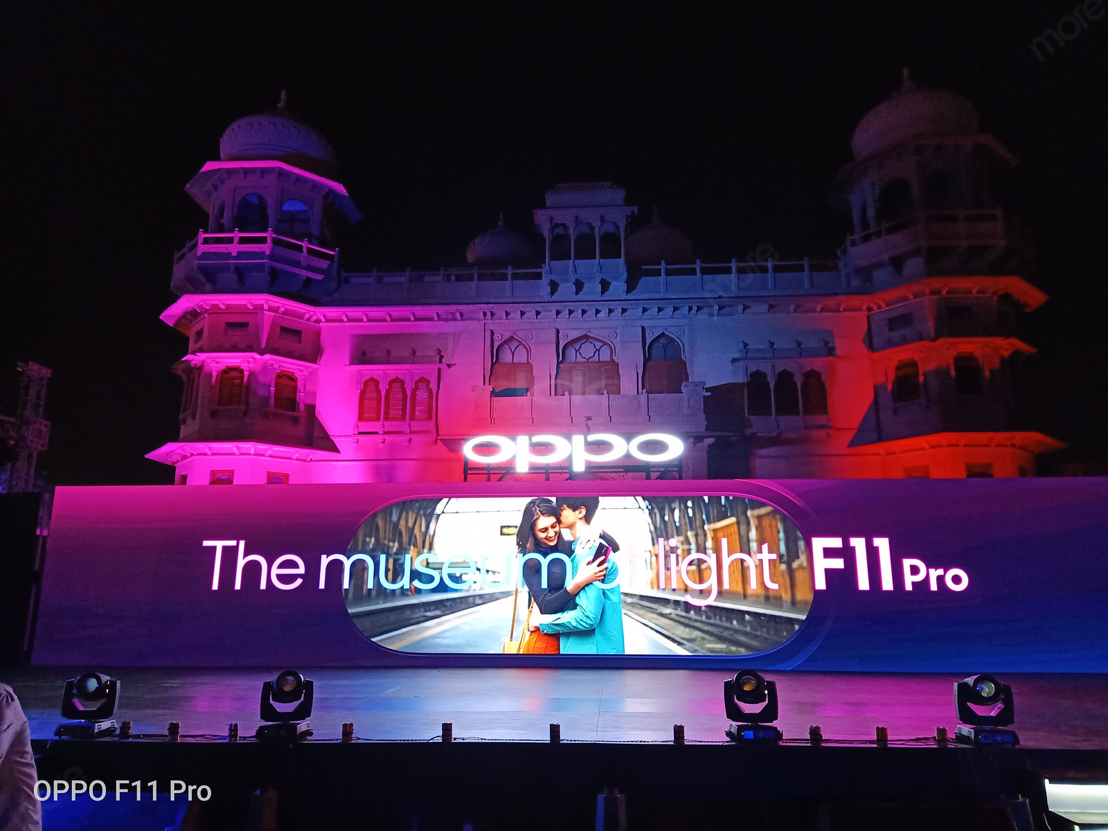 Oppo Launch Event in Karachi