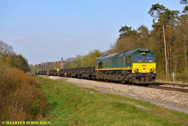 RTB Cargo PB01 @ Heppen