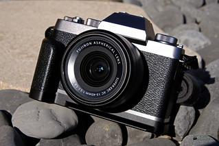 Fujifilm X-T100 &  grip Meike MK-XT00G