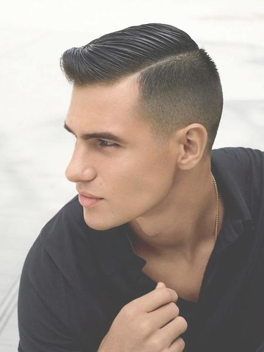 Modern Men Hairstyle : One Side Hair Style Gents In Hd Professional in Stunning Professional Haircut