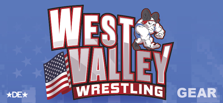 West Valley Wrestling Gear