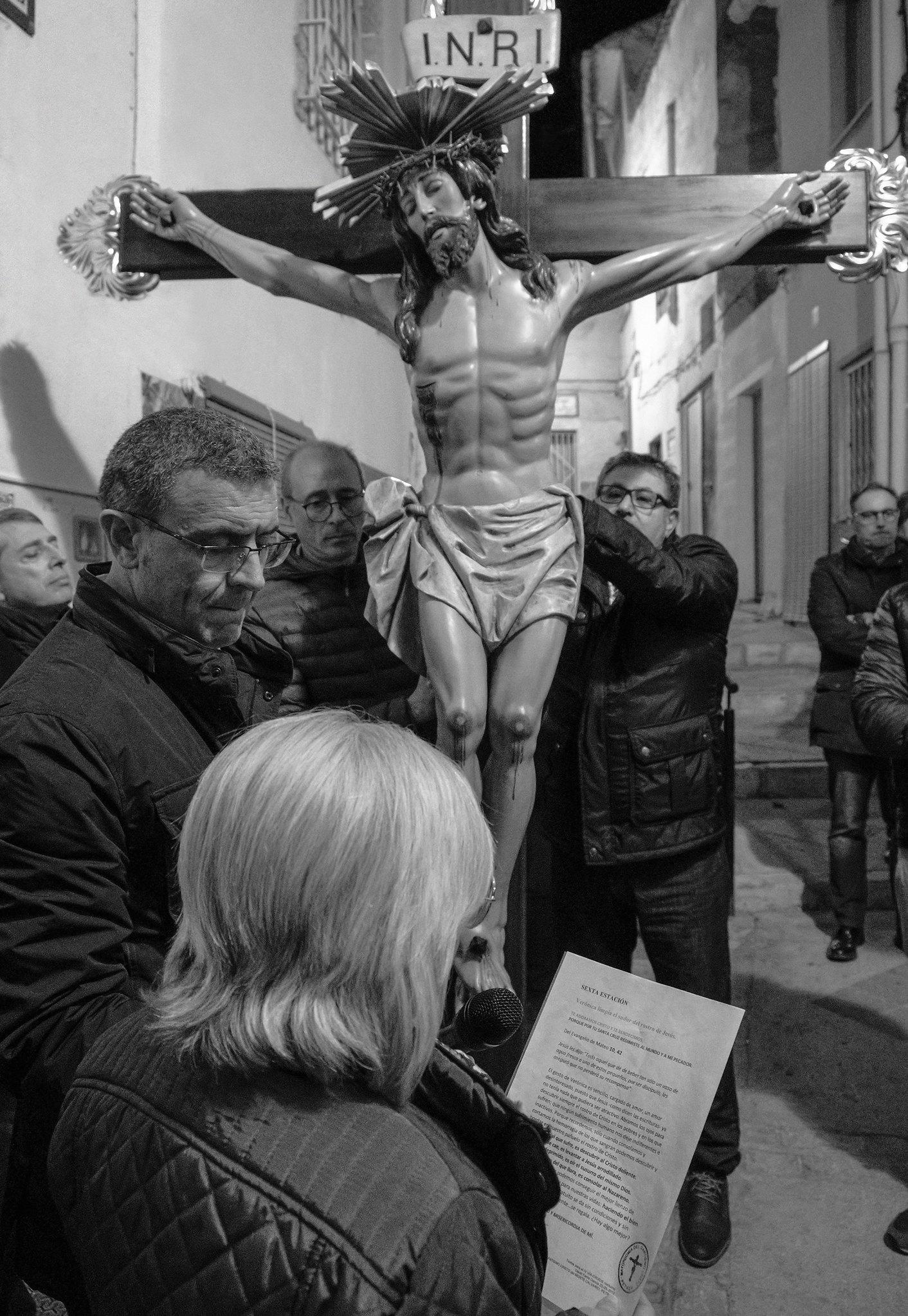 (2019-04-12) - X Vía Crucis nocturno - Luis Poveda Galiano (08)