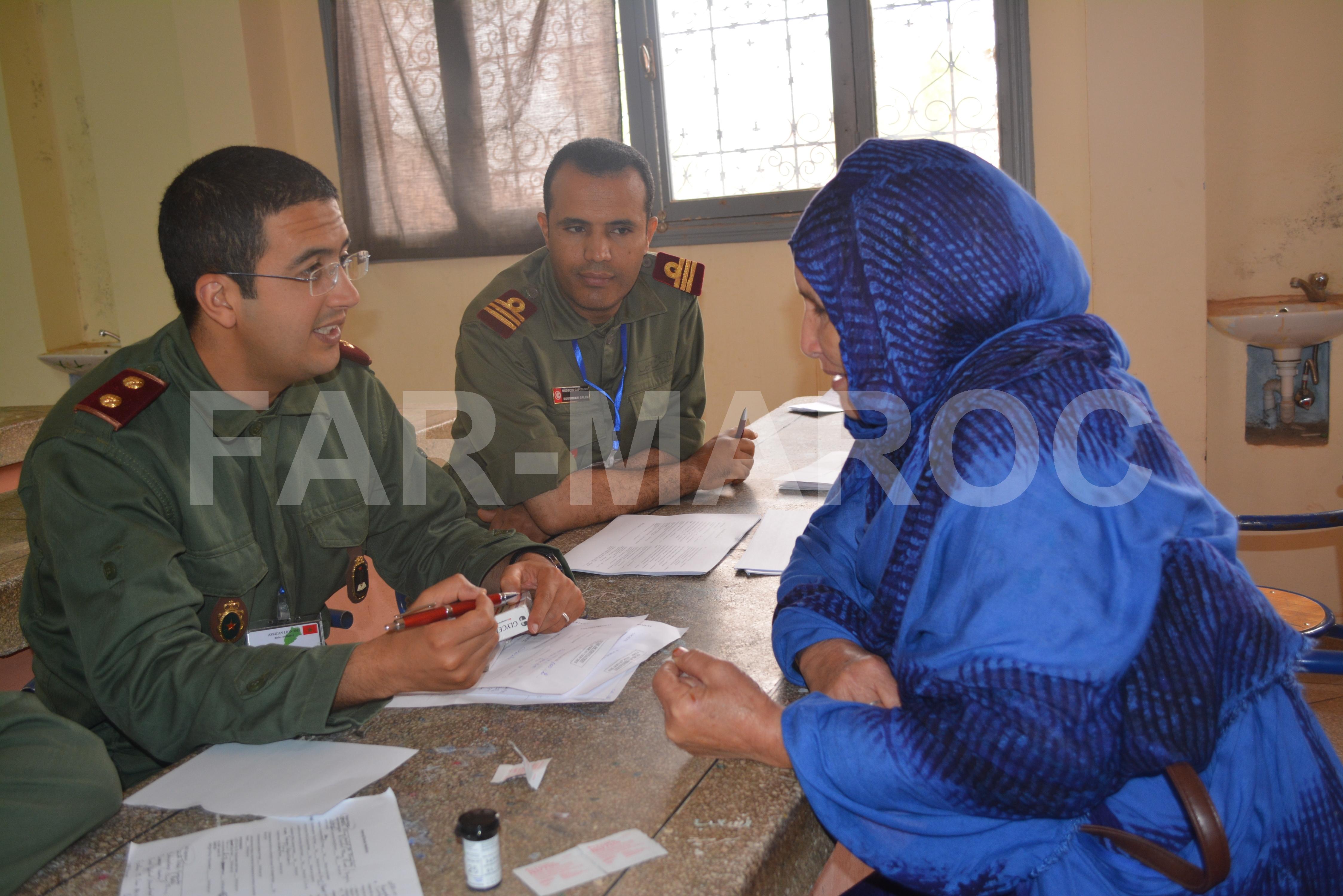 Les Opérations Humanitaires menées par nos Glorieuses Forces Armées Royales 47578091372_84df5c2771_o