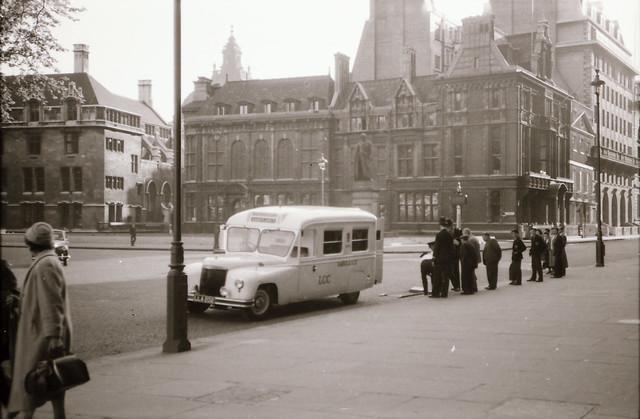 Westminster ambulance
