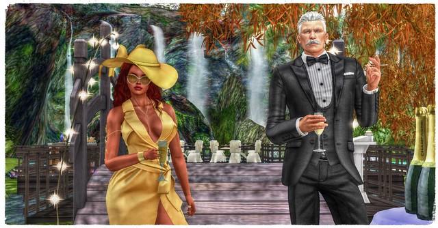 A wedding in SL