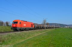ÖBB 2016 065 am 17.04.2019 als 47851 Mühldorf - Lenzing in Lenzing