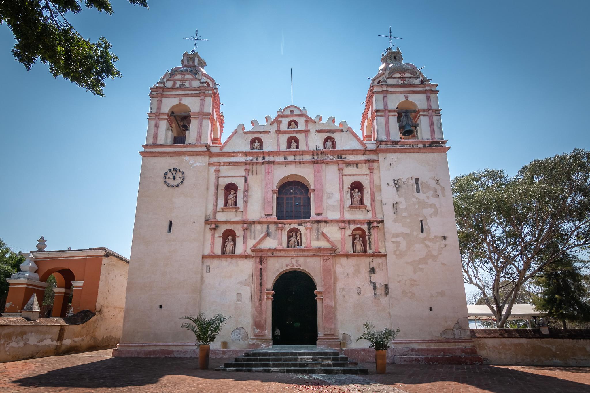 Tlacochahuaya - Oaxaca - [Mexique]