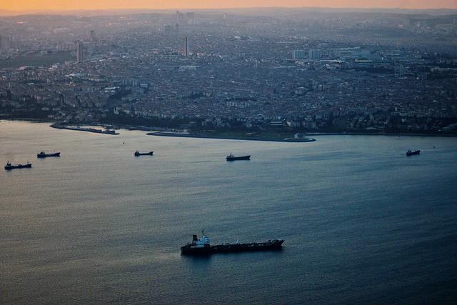 20110802 Marmara traffic