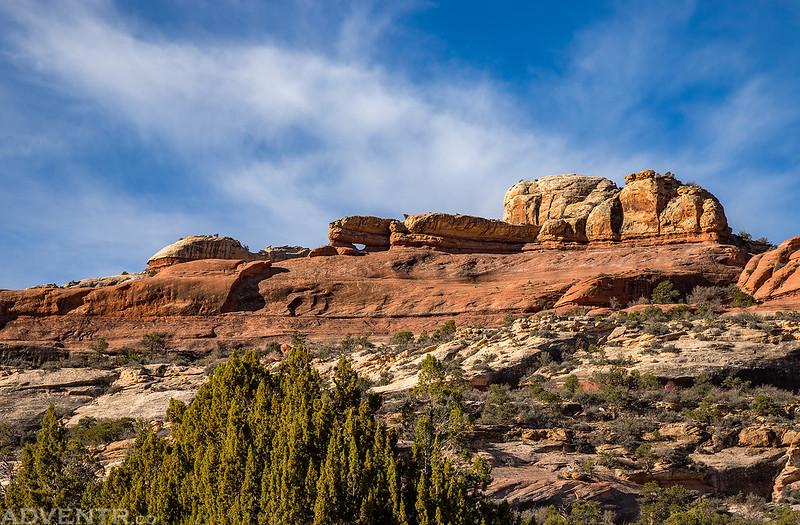 Salt Creek Ridgely Arch