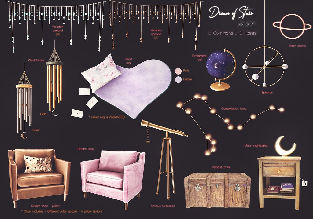 Ionic - Dream of stars @ equal10 - TeleportHub.com Live!