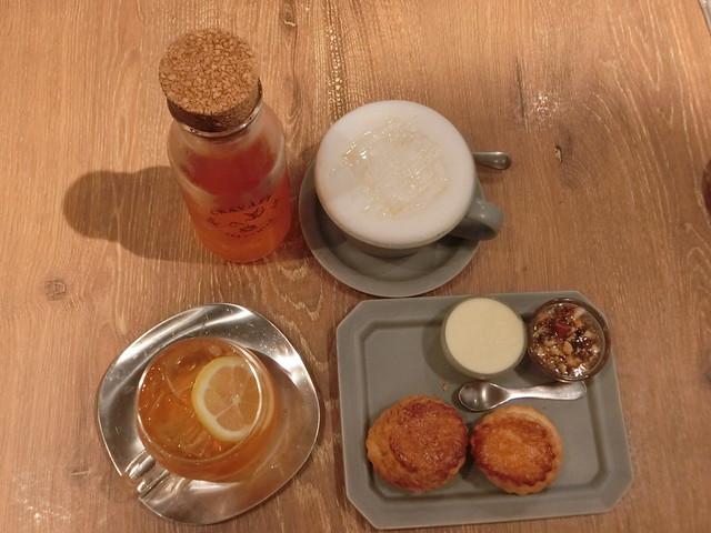 Uva lemon tea set