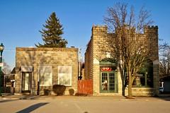 Stone Buildings, Chenoa, IL