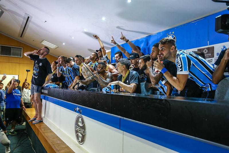 Grêmio X Internacional - Gre-Nal 420