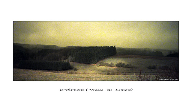 Belgian ardennes (Orchimont)