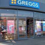 New Greggs in Preston (how many have we got now?)
