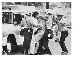 Confrontation at Ward Circle: 1970