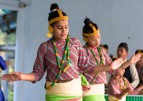 local folkdance attire traditional dance troupe weekend positive vibes positivevibes india travelblog travelblogger travelphotography nature naturephotography nikon