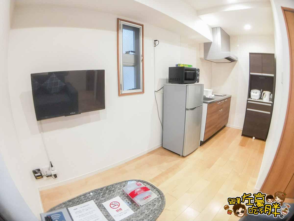 L's INN Naha Higawa(沖繩L公寓式旅店)-23