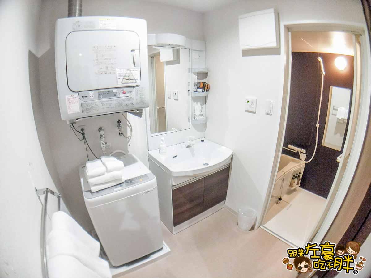 L's INN Naha Higawa(沖繩L公寓式旅店)-12