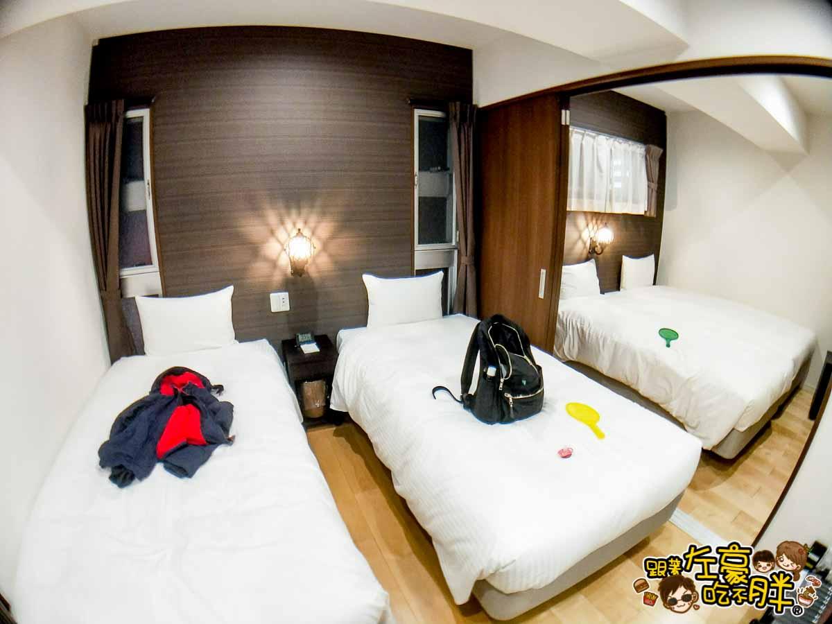 L's INN Naha Higawa(沖繩L公寓式旅店)-7