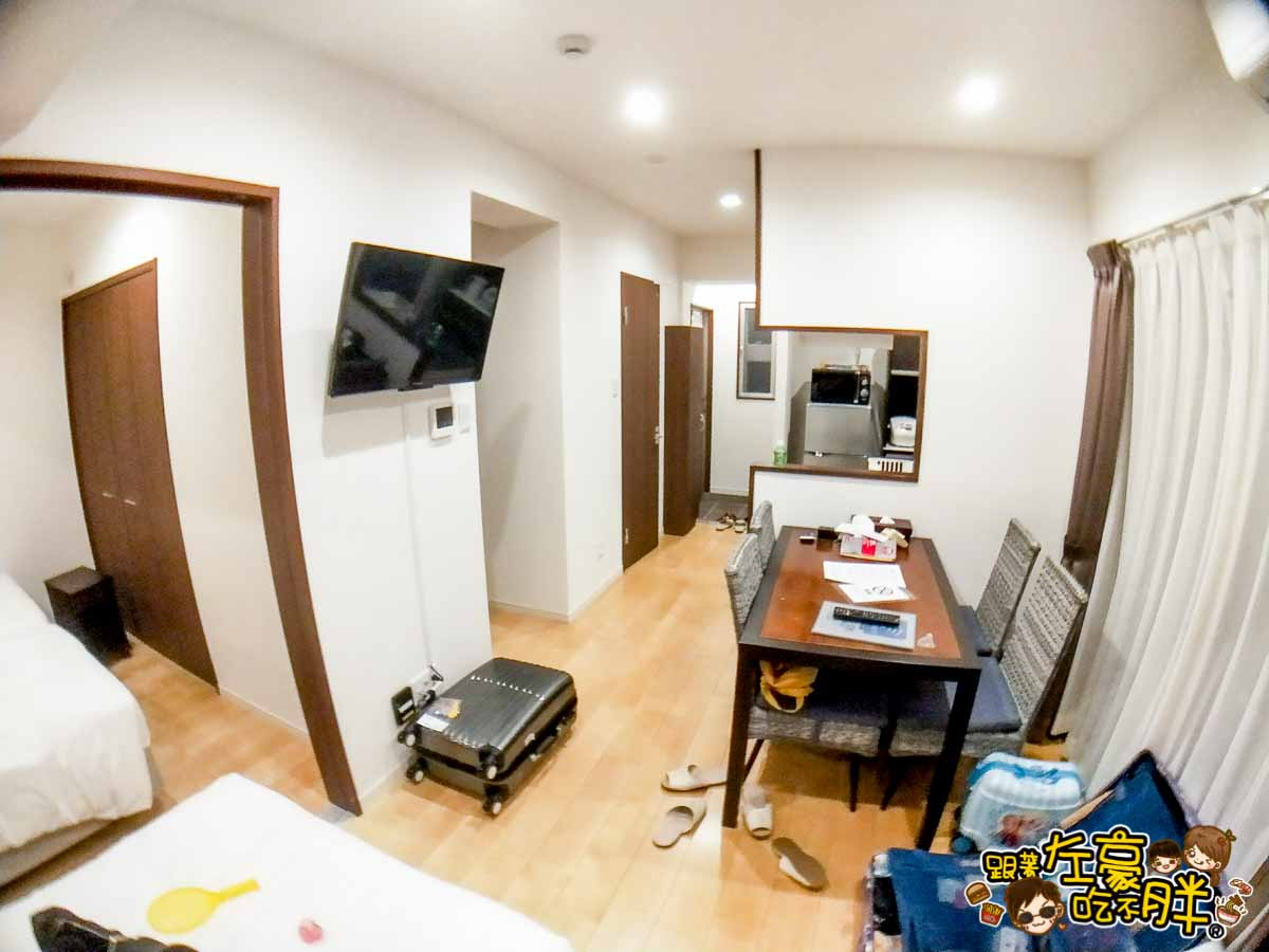 L's INN Naha Higawa(沖繩L公寓式旅店)-6