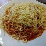 Spagetti Napoli