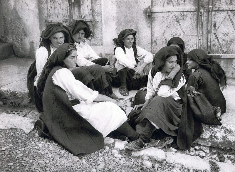 Девушки в Травнике