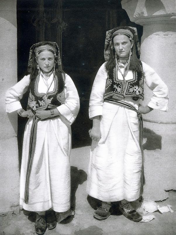 Девушки из Травника