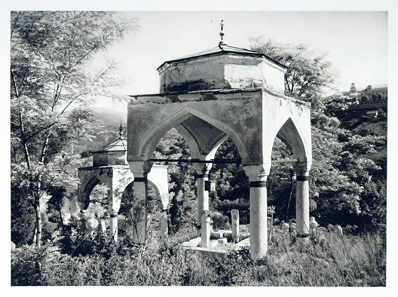 Мусульманское кладбище