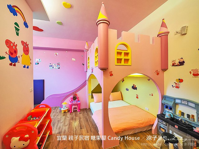 宜蘭 親子民宿 糖果屋 Candy House 43